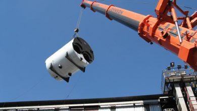 Segurança na movimentação de cargas