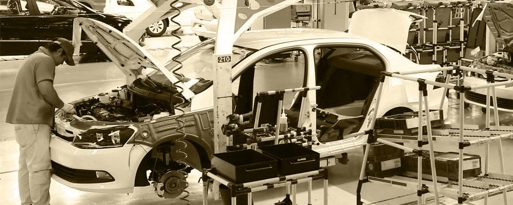 Segurança do trabalho na indústria metalmecânica: uma abordagem química